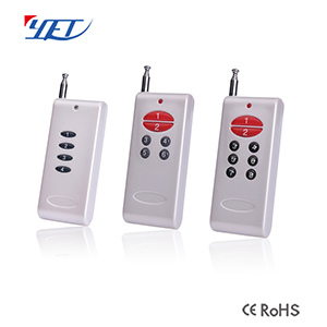 High power wireless remote control  YET1000-4/1000-6/1000-8