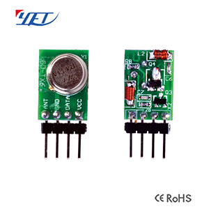 Radio transceiver module YET207 optional frequency