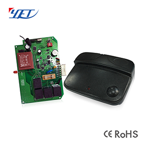 Rolling shutter receiver YET849